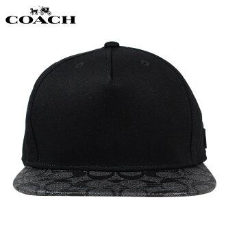 [售罄] 教練教練男裝帽帽子 F86476 木炭和黑 [9/6 返回股票]