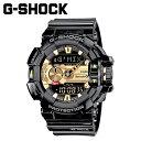カシオ CASIO G-SHOCK 腕時計 GBA-400-1A9JF G'MIX Gショック G-ショック ブラック ゴールド メンズ レディース