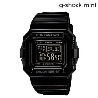 凱西歐凱西歐 g 衝擊迷你女式 GMN-550-1DJR 手錶 g 衝擊迷你男裝黑色 [11 / 24 回股票]