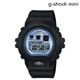 カシオ CASIO g-shock mini レディース 腕時計 メンズ 時計 GMN-692-1BJR ブラック [7/17 追加入荷][ 正規 ]