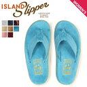ISLAND SLIPPER アイランドスリッパ サンダル トングサンダル ビーチサンダル レディース スエード CLASSIC SUEDE PT2…
