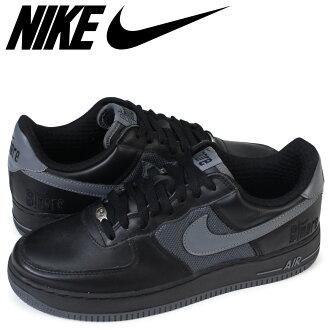 Nike NIKE air force 1 sneakers AIR FORCE 1 LOW PREMIUM 309,096-005 low men shoes black