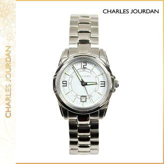 查尔斯 · 朱丹查尔斯 · 朱丹妇女观察 140.22.1 钟表银轮不锈钢 [排除]