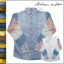 アルチザンデラックス Artisan de Luxe シャツ 長袖 メンズ
