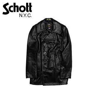 Sugar Online Shop | Rakuten Global Market: Shot Schott pea coat P ...