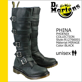 [SOLD OUT]博士马丁Dr.Martens长长筒靴PHINA R12766001人分歧D