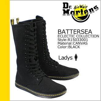 [卖出] 马滕斯博士博士马滕斯 14 孔靴子高筒靴妇女的巴特西 R15033001