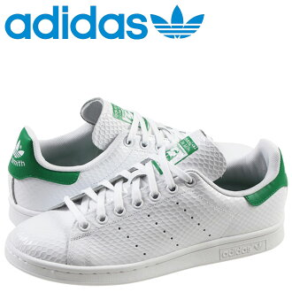 阿迪达斯原始物adidas Originals Stan Smith女士运动鞋STAN SMITH W B35443人鞋白