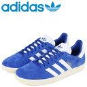 adidas originals ガゼルアディダススニーカーガッツレー GAZELLE men CQ2800 blue originals  load  planned Shinnyu load in reservation product 1 16 containing  22ec00176