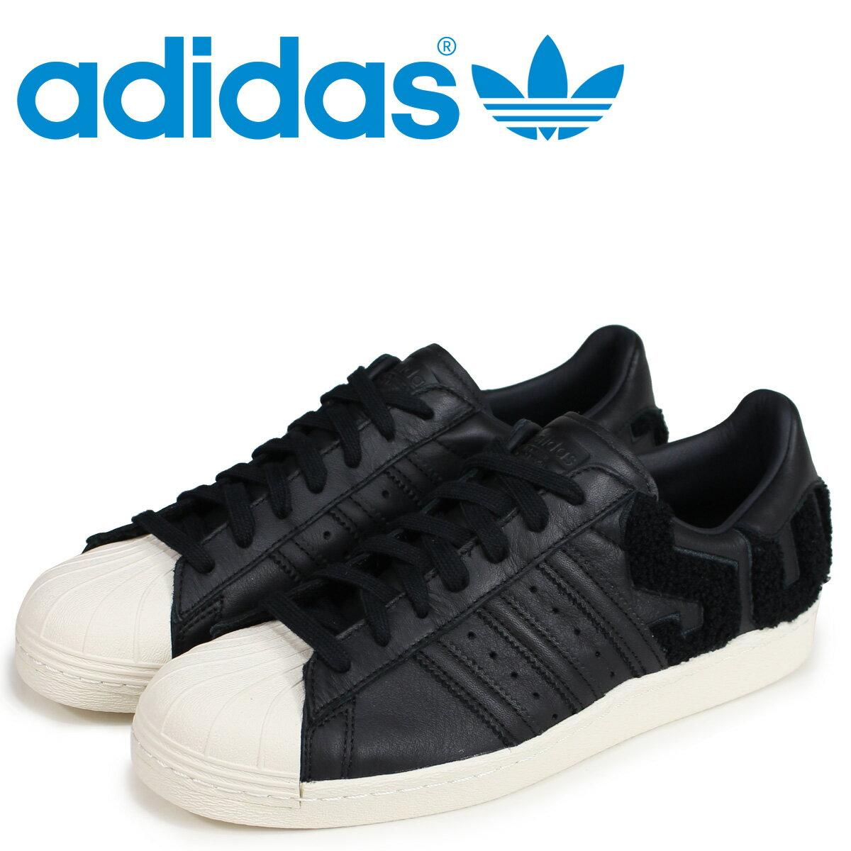 adidas Originals スーパースター アディダス オリジナルス スニーカー SUPERSTAR メンズ AQ0883 ブラック [予約商品 7/19頃入荷予定 新入荷]