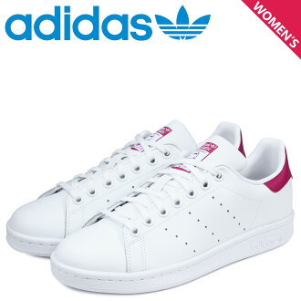 finest selection 6723b 4fbe5 adidas Originals Adidas originals Stan Smith sneakers Lady's STAN SMITH J  white white B32703 [8/16 reentry load]