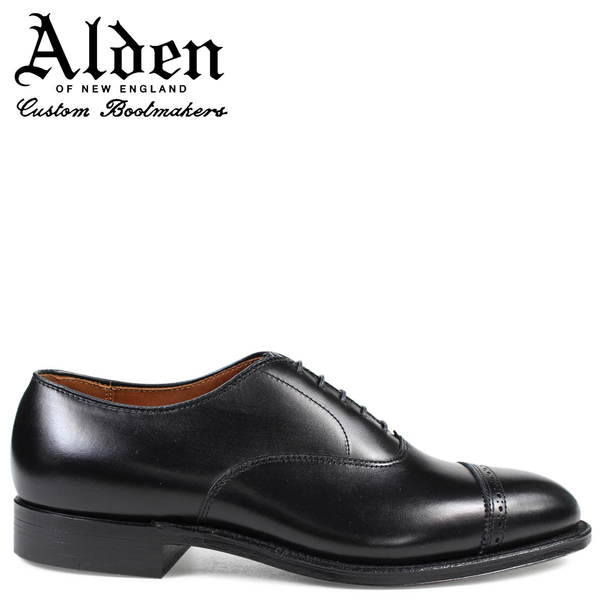 オールデン ALDEN ストレートチップ シューズ STRAIGHT TIP BAL OXFORD Dワイズ 901 メンズ