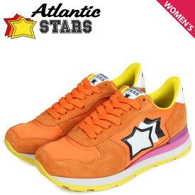 Atlantic STARS レディース スニーカー アトランティックスターズ ベガ VEGA ARA-82F オレンジ