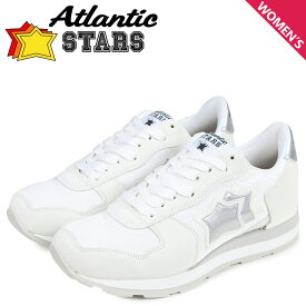 Atlantic STARS アトランティックスターズ ベガ スニーカー レディース VEGA ホワイト 白 BA-86B