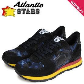 Atlantic STARS レディース スニーカー アトランティックスターズ ベガ VEGA MBN-02N カモ