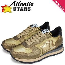 Atlantic STARS レディース スニーカー アトランティックスターズ ベガ VEGA OB-79N ゴールド