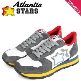 Atlantic STARS レディース スニーカー アトランティックスターズ ベガ VEGA PBR-10B グレー