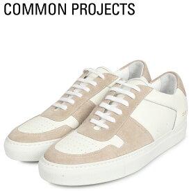 Common Projects コモンプロジェクト ビーボール ロー プレミアム スニーカー メンズ BBALL LOW PREMIUM ホワイト 白 2226-0506