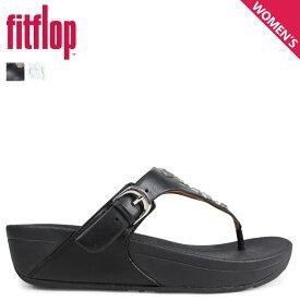フィットフロップ サンダル FitFlop スキニー THE SKINNY TOE-THONG SANDALS CRYSTAL レディース K22 ブラック 黒 ブラウン
