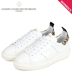 Golden Goose ゴールデングース スニーカー レディース スターター SNEAKERS STARTER ホワイト 白 G33WS631 M5