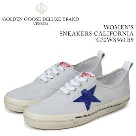 Golden Goose ゴールデングース スニーカー レディース スニーカーズ カリフォルニア SNEAKERS CALIFORNIA ホワイト 白 G32WS560 B9
