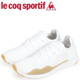 le coq sportif ルコック スポルティフ メンズ スニーカー ソラス クラフト SOLAS CRAFT LEA ホワイト 白 1810145
