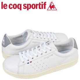 le coq sportif ルコック スポルティフ メンズ スニーカー LA ローラン LE + ROLAND ホワイト 白 QL1LJC15WG