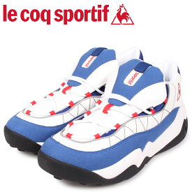 le coq sportif ルコック スポルティフ スニーカー LCS TR メンズ ホワイト 白 QL2OJC52WB [9/11 新入荷]