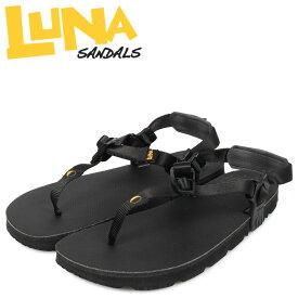 LUNA SANDALS ルナサンダル モノ サンダル スポーツサンダル メンズ Mono Winged Edition ブラック 黒 [8/9 新入荷]