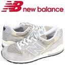 new balance M996 GY ニューバランス 996 スニーカー MADE IN USA Dワイズ メンズ 靴 グレー [予約 4月下旬 追加入荷…