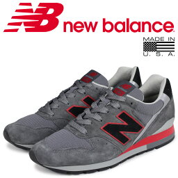 new balance 996男子的新平衡運動鞋M996BSN D懷斯MADE IN USA灰色[6/16新進貨]