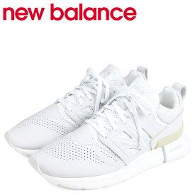 new balance ニューバランス スニーカー メンズ REVEAL CONCEPT ONE LEATHER WT Dワイズ ホワイト 白 MSRC1LWT