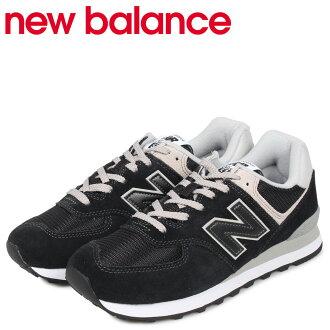 buy online b6677 2e57c new balance New Balance 574 sneakers men D Wise black black ML574EGK [8/20  Shinnyu load]