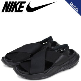 NIKE ナイキ プラクティスク サンダル スポーツサンダル メンズ レディース 厚底 WMNS PRAKTISK ブラック 黒 AO2722-001