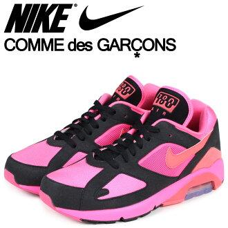 e56df57be01 Sugar Online Shop  NIKE ナイキコムデギャルソンエアマックス 180 sneakers men COMME des  GARCONS HOMME PLUS AIR MAX 180 CDG AO4641-601 pink
