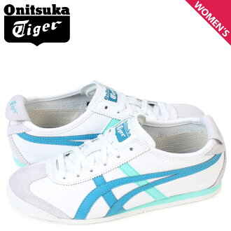 purchase cheap 31d34 9fbd5 Onitsuka tiger Mexico 66 Onitsuka Tiger MEXICO 66 Lady's sneakers ASICS  HL474-0156 shoes white white