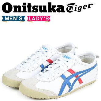 Onitsuka 虎 ASICs Onitsuka 虎 asics 墨西哥 '墨西哥 66 运动鞋 THL202-0146年皮革男子' 66