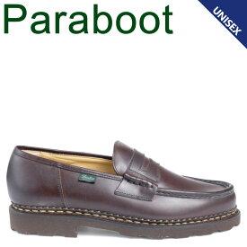 PARABOOT パラブーツ ランス シューズ ローファー メンズ レディース REIMS ブラウン 099413