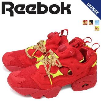 ribokkupompufuyurisunika Reebok人分歧D INSTA PUMP FURY AR3497 AR3498 AR3499 AR3573鞋