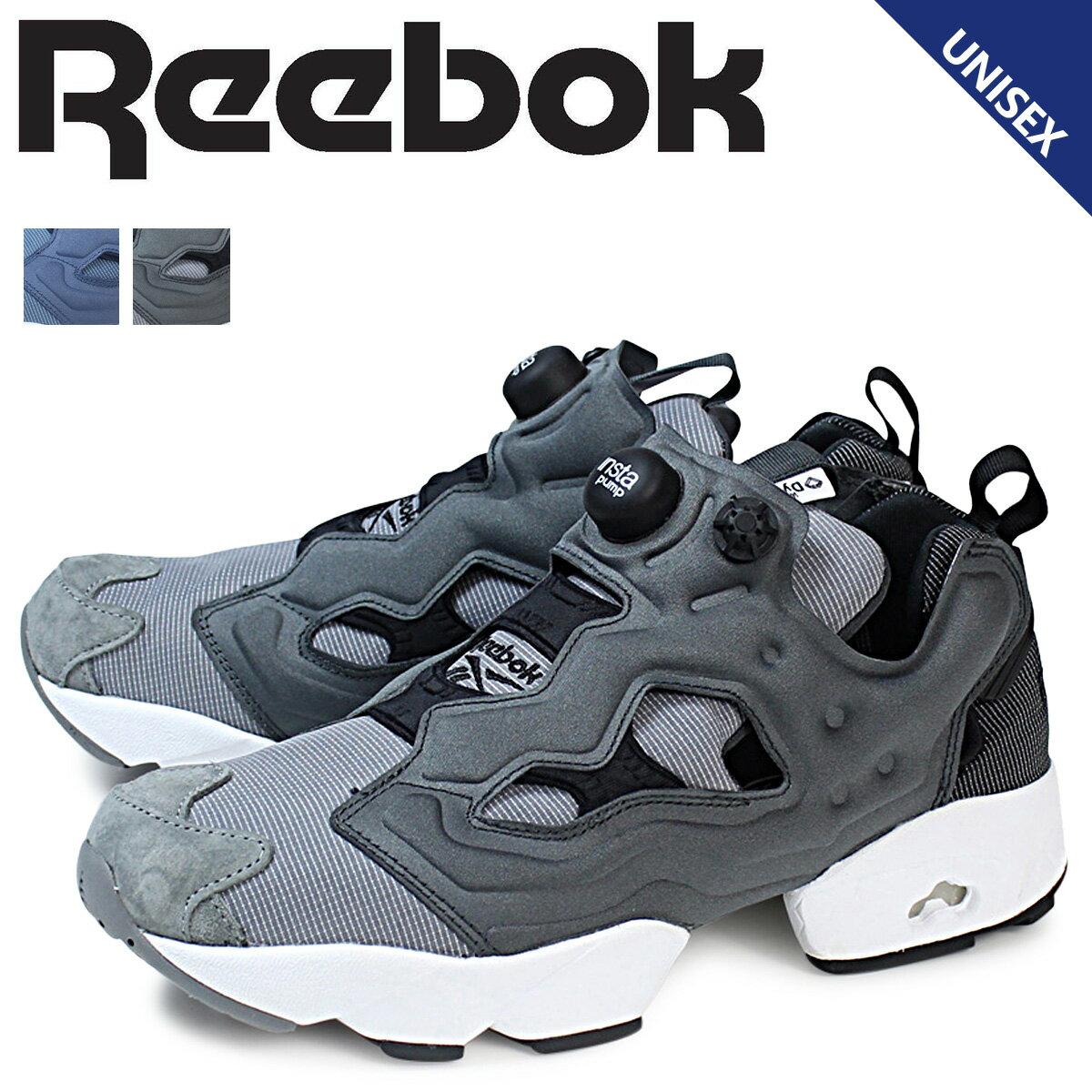 Reebok ポンプフューリー スニーカー リーボック INSTAPUMP FURY TECH レディース メンズ AR0624 AR0625 靴 ブラック ネイビー [予約商品 1/26頃入荷予定 追加入荷]