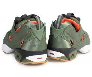 リーボックポンプフューリースニーカーウィニッチアンドコーミタスニーカーズコラボReebokINSTAPUMPFURYOGFLIGHTJACKETAR3508フライトジャケットメンズ靴オリーブ[8/9新入荷]