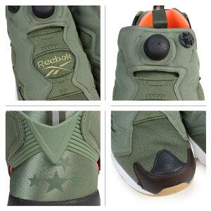 リーボックポンプフューリースニーカーReebokINSTAPUMPFURYOGFLIGHTJACKETAR3508ウィニッチアンドコーミタスニーカーズコラボフライトジャケットメンズ靴オリーブ[8/9新入荷]