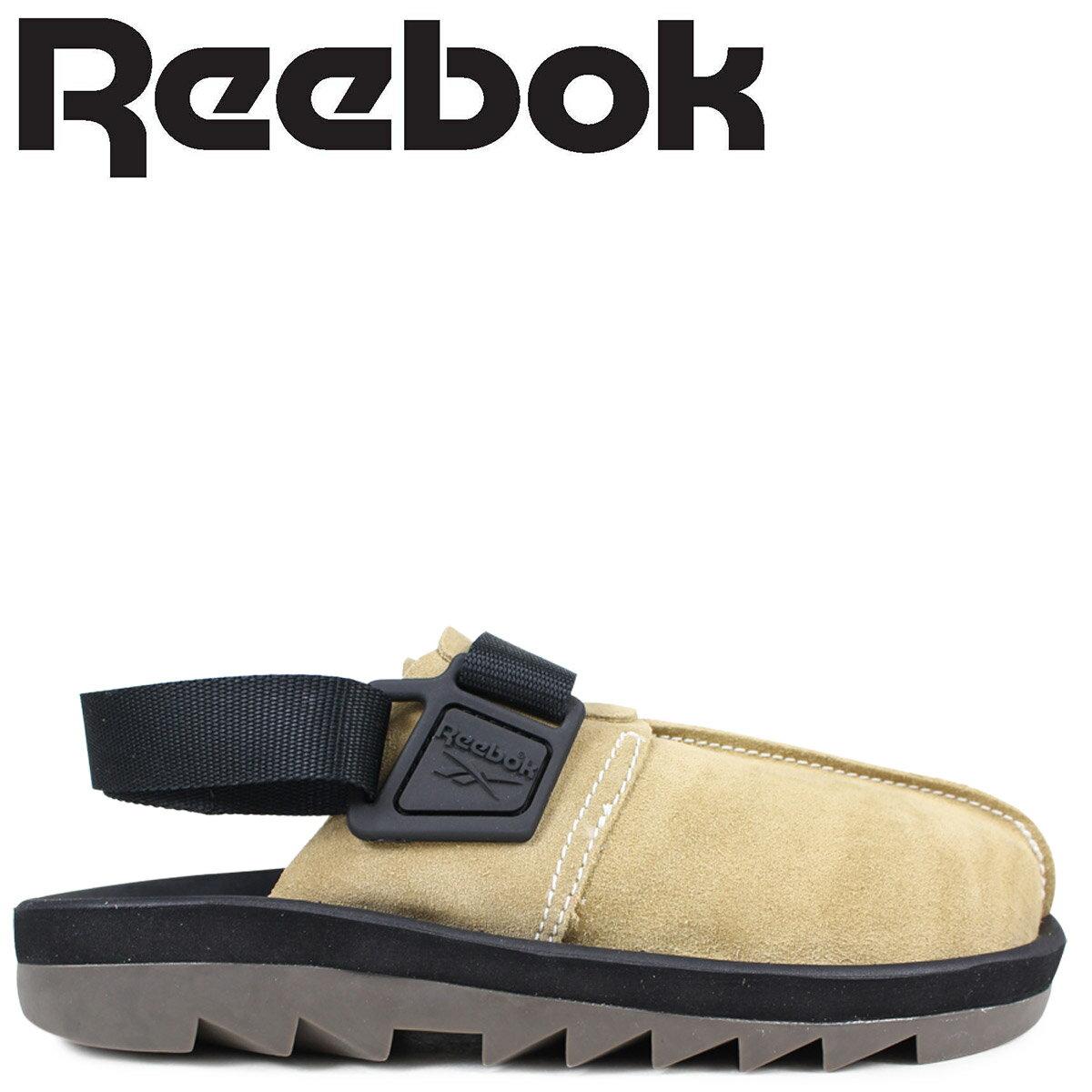 Reebok ビートニック レディース メンズ サンダル リーボック BEATNIK CN3731 ブラウン [3/16 新入荷]