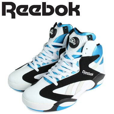 リーボックシャックアタックスニーカーReebokSHAQATTAQOGV47915メンズ靴ホワイト[11/29新入荷]