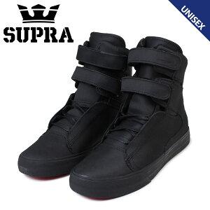 スープラスニーカーメンズレディースSUPRASOCIETYIIソサエティ2S34137靴ブラック
