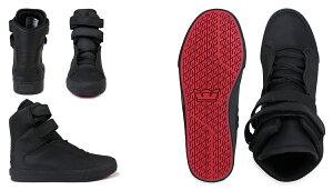 [最大2000円OFFクーポン]スープラスニーカーメンズレディースSUPRASOCIETYIIソサエティ2S34137靴ブラック[1/19新入荷]