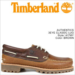 Timberland dekkishuzutimbarandomenzu AUTHENTICS 3EYE CLASSIC LUG A17MY W懷斯棕色[9/25新進貨]