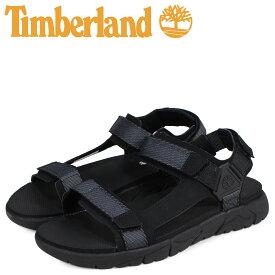 Timberland ティンバーランド サンダル スポーツサンダル メンズ WINDHAM TRAIL SANDAL ブラック 黒 0A1V3O