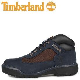 Timberland ティンバーランド ブーツ フィールドブーツ メンズ ウォータープルーフ FIELD BOOT F/L WATERPROOF ネイビー A1XMX