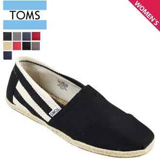 TOMS SHOES湯姆鞋女士懶漢鞋UNIVERSITY WOMEN'S CLASSICS湯姆湯姆鞋
